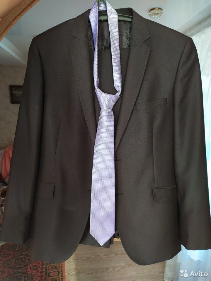 89532813995  Костюм пиджак и брюки