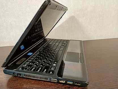 Ноутбук для работы Sony i5/4gb/640gb