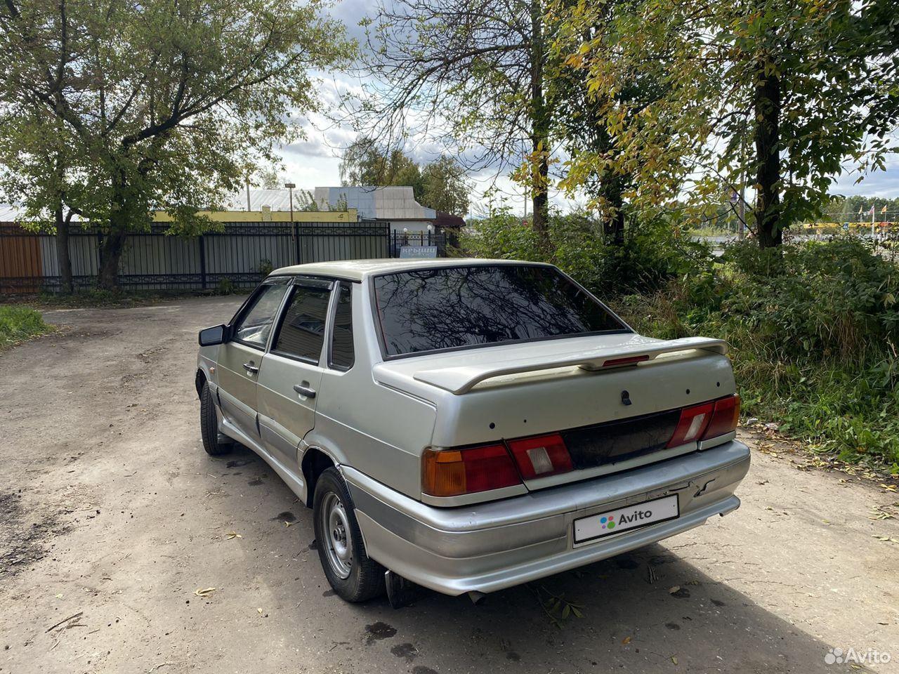 ВАЗ 2115 Samara, 2005  89092659875 купить 4