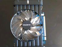 Видеокарта gigabyte geforce gts 450