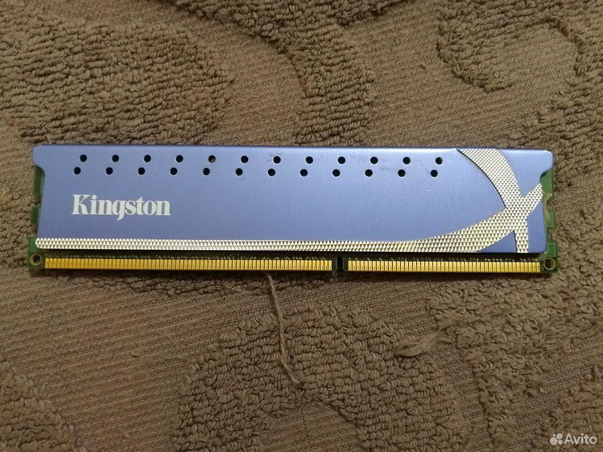 Оперативная память HyperX DDR3 4GB