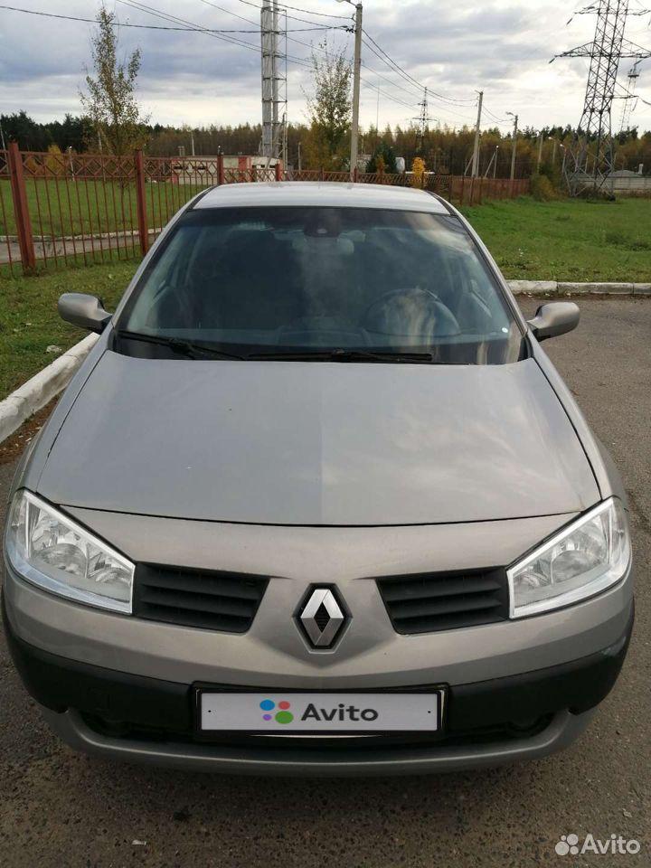 Renault Megane, 2004  89092668411 купить 6