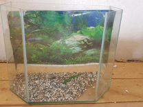 Продам аквариум 15 литров