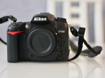 Nikon D7000 body, пробег 42К - бчк