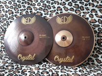"""Тарелки Hi-hat 14"""" ED cymbals"""