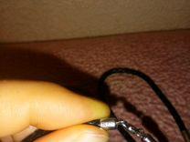 Кожаные браслеты с серебром sunlight