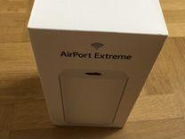 Коробка от AirPort Extreme