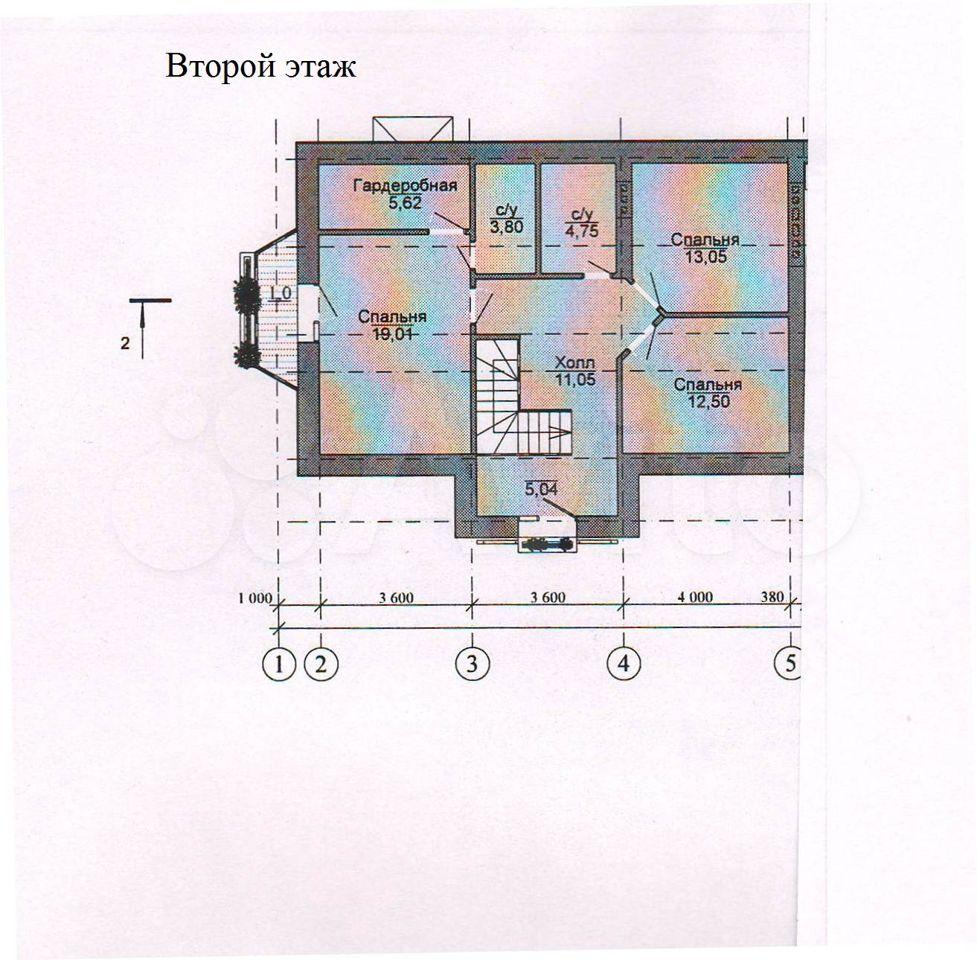 5-к квартира, 132 м², 17/18 эт.  89779755690 купить 2