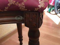 Пуфик массив новый — Мебель и интерьер в Омске