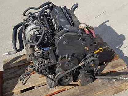 Двигатель Киа Спектра 1.5 - 1.6